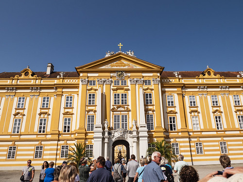 Melk Abbey 4 | by Son of Groucho