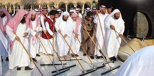 4754 The Grand Mosque hires 85 Saudis to work as Cleaners 04 | by Life in Saudi Arabia
