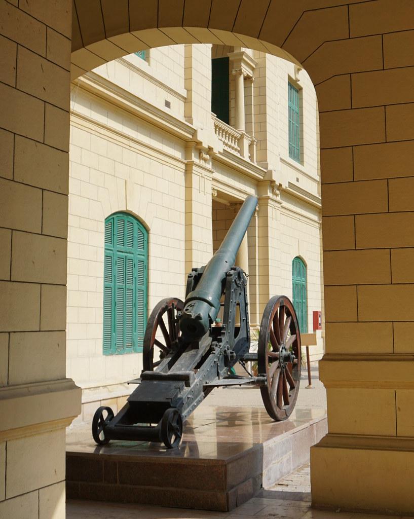 The Abdeen Palace Museums Cairo Egypt