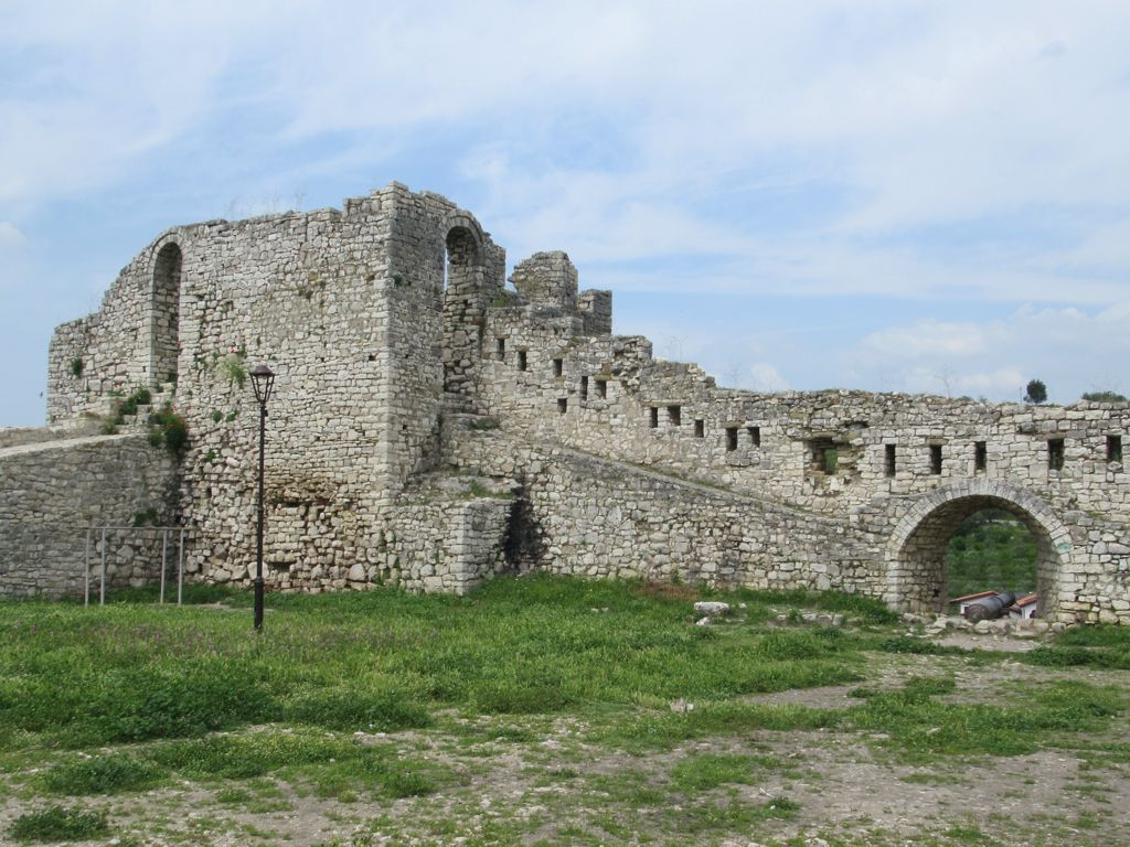 attractions in berat albania