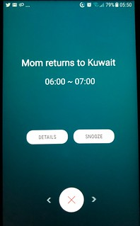 on september 26 2018 my calendar alarm woke me up to announce that mom would