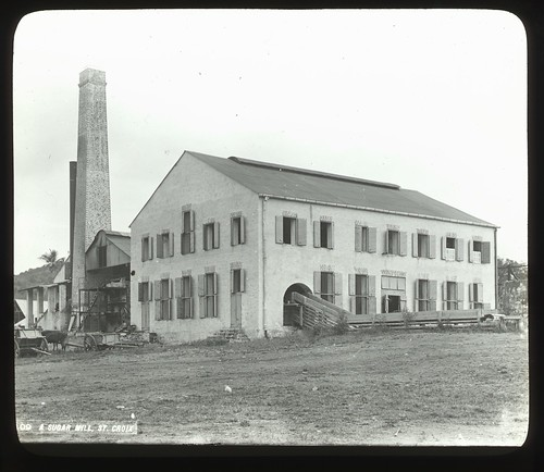 J. Murray Jordan - A Sugar Mill, St Croix, 1895 | by The Caribbean Photo Archive