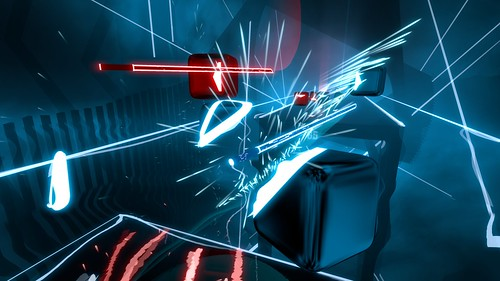 Beat Saber 3 | by PlayStation Europe