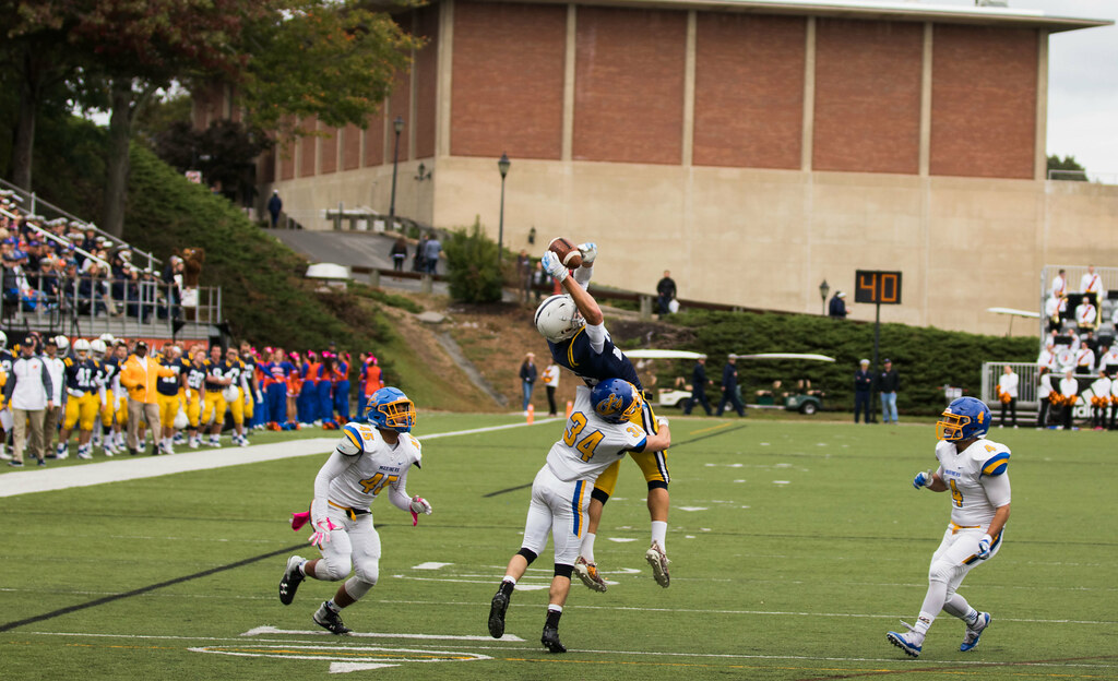 181013 Homecoming Football Game The Coast Guard Academy Flickr