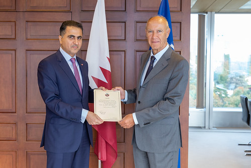 Qatar Joins the Marrakesh Treaty | by WIPO | OMPI