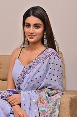 Nidhhi Agerwal Latest Stills