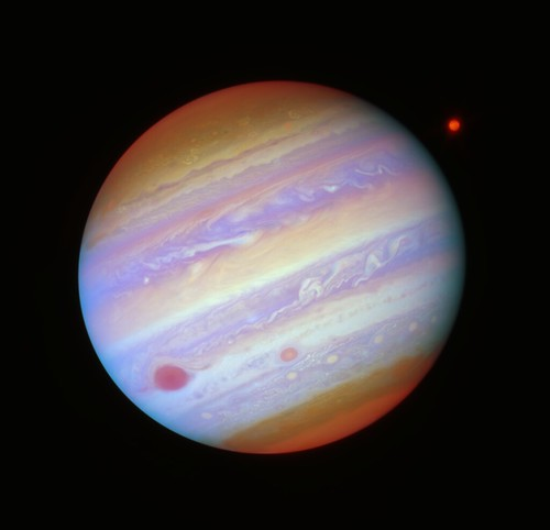 Jupiter in Five Filters | by geckzilla