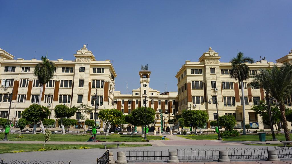 Abdeen Square Cairo Egypt