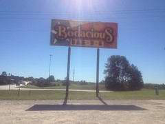 Bodacious BBQ Sign