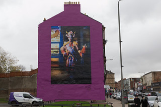 Glasgow Billy Connolly mural 5D4_2366 | by Ronnie Macdonald
