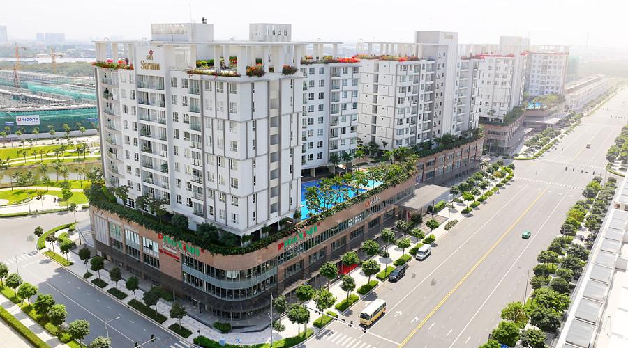 Khu căn hộ Sarimi - Sala