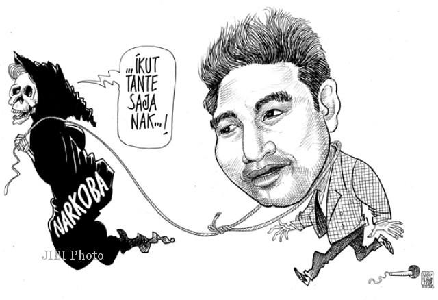 Contoh Gambar Ilustrasi Karikatur Narkoba Via Blogger Bit Flickr