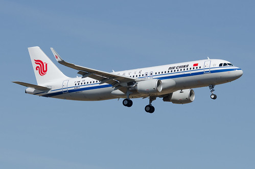 F-WWDS - Airbus A320-214(WL) - Air China - msn 8462 | by TLS Plane Spotting
