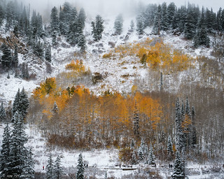 Silver Lake, Big Cottonwood Canyon | by DutchRosie