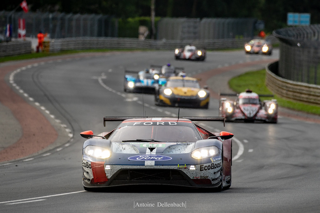 Ford Gt Lm Gte Pro By Antoine Dellenbach Photography
