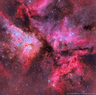 The Great Carina Nebula  / NGC3372 | by matejmihelcic