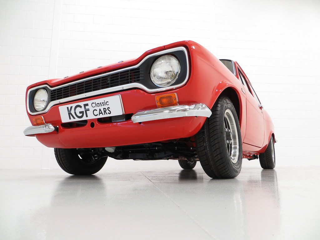 1973 Ford Escort Mk1 Rs1600 Kgf Classic Cars Flickr