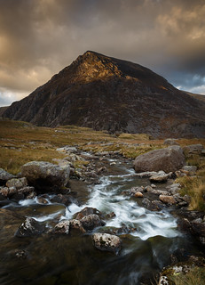 Pen yr Ole Wen - Snowdonia - Wales | by Nick Livesey Mountain Images