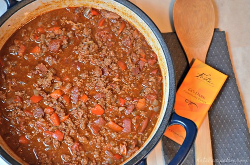 WhiskyChocolateBaconChili3 | by katesrecipebox