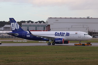 A320neo GoAir VT-WGX | by XFW-Spotter