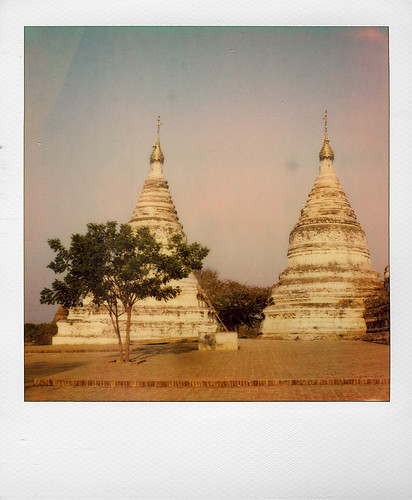 Old Bagan, Myanmar | by @necDOT