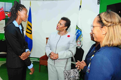 Governor General tours Barbados Olympic Association (16) | by barbadosgovernmentinformationservice