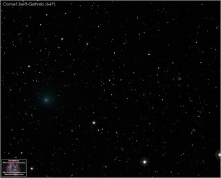 Comet Swift-Gehrels (64P) | by The Dark Side Observatory