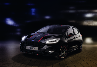 2018 Ford Fiesta ST-Line Black Edition - 01 | by Az online magazin