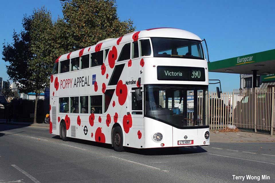Ltz 1097 Transport For London Metroline Lt97 New Routema Flickr