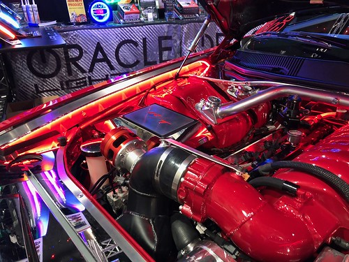 ORACLE Booth Car - SEMA 2018 | by ORACLE LIGHTING
