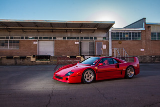 F40 | by Jakeb Miller Photography