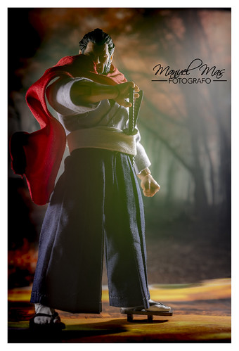 "ONE:12 Collective - NYCC: Wolverine ""5 Ronin"" 