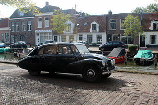 1947 Tatra 87 in Sneek | by Davydutchy