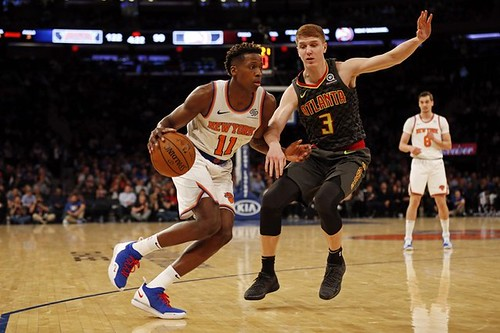 Atlanta Hawks vs New York Knicks – Nov 07, 2018 | by highlightstore