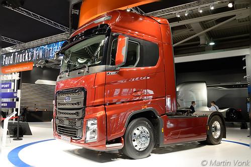New Ford Truck >> Ford Otosan F-Max 500 (2018-2) | Martin Vonk | Flickr