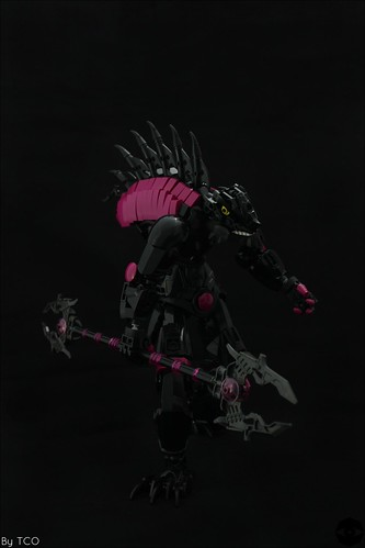 Son of Makuta - Rahi Control | by ...The Chosen One...