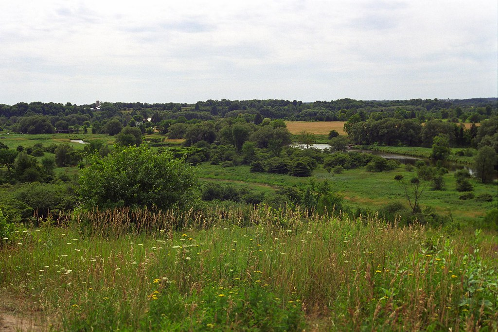 Pilkington overlook