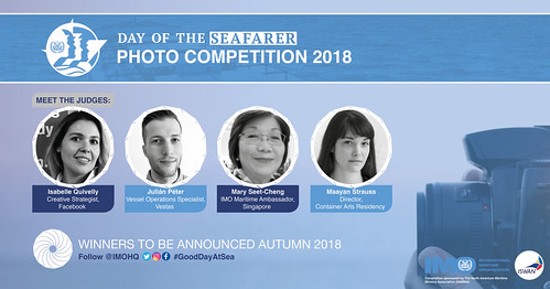 IMO Day of the Seafarer photo competition 2018 | by imo.un