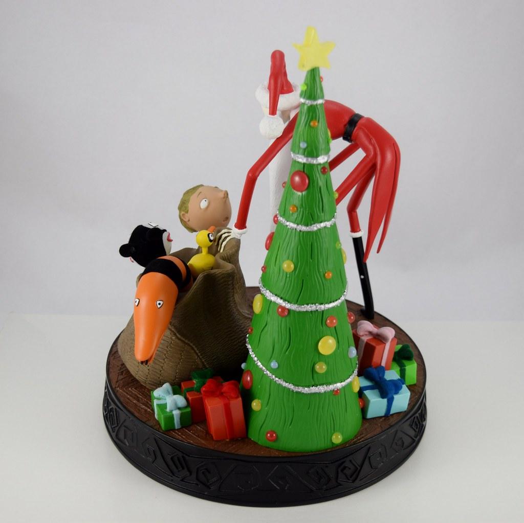 Santa Jack\'s Scary Presents Medium Figurine - Nightmare Be… | Flickr