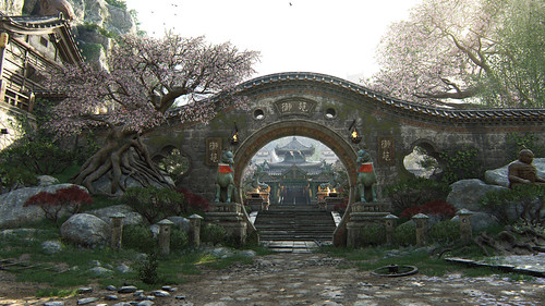 For Honor: Temple Garden (Original) | by PlayStation.Blog