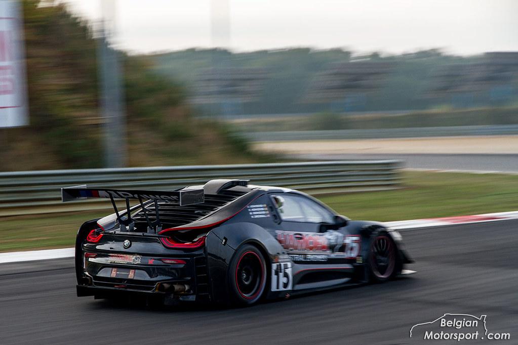 Bmw I8 V8 Gtr Silhouette Solution F Belgian Motorsport Flickr