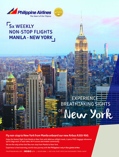 PAL NonStop NYC | by OURAWESOMEPLANET: PHILS #1 FOOD AND TRAVEL BLOG
