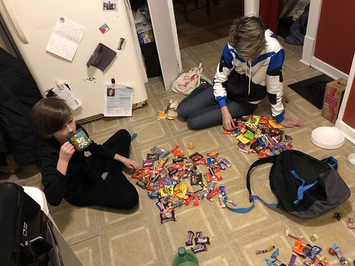 Separating Candy 2018 Halloween | by stevendepolo