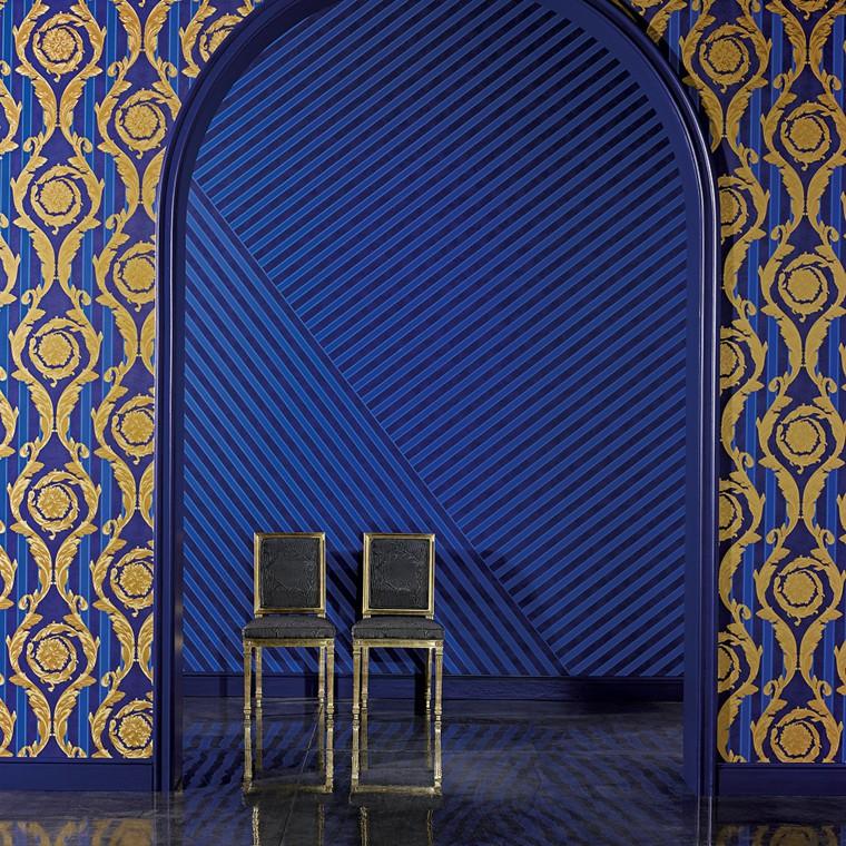 Gunstige Tapete Original Tapeten Designs Eine Mit Stil U Flickr