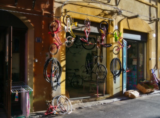 Bike repair shop | by Tigra K