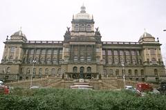 Museo Nacional de Praga