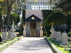 le sanctuaire de Bahá'u'lláh