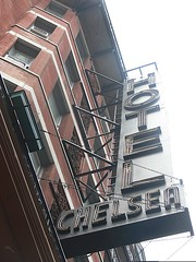 Chelsea Hotel | by Fearless Tall Dude Killer