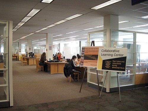 Collaborative Learning Center | by Valley Library (Oregon State University)