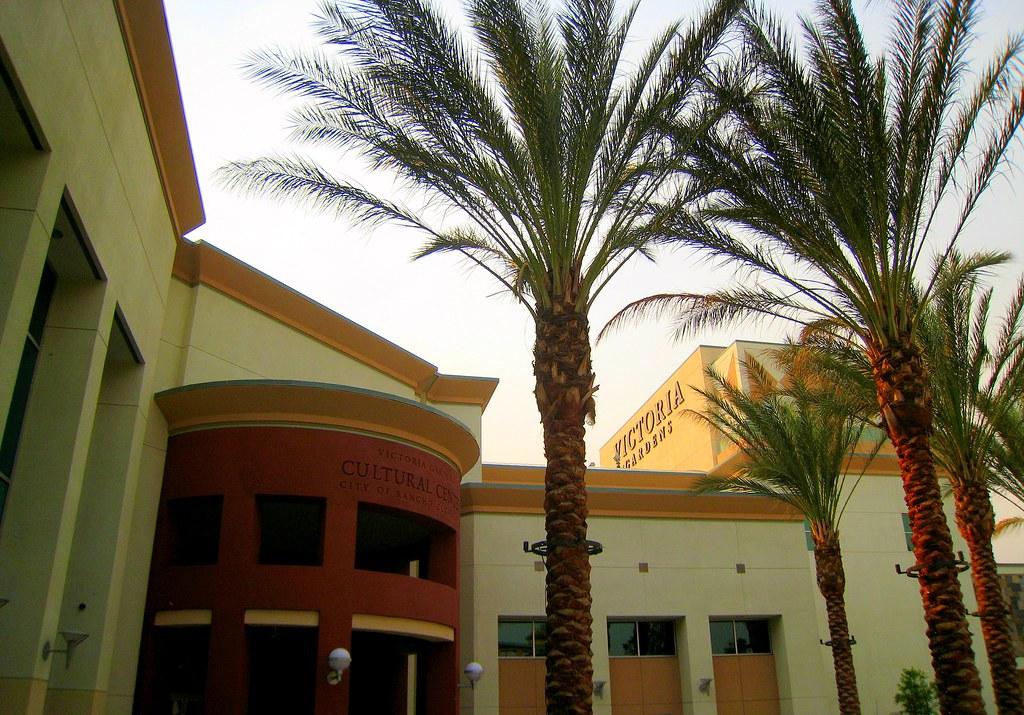 Victoria Gardens Cultural Center San Bernardino Valley R Flickr